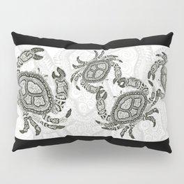 Dancing Crabs Pillow Sham