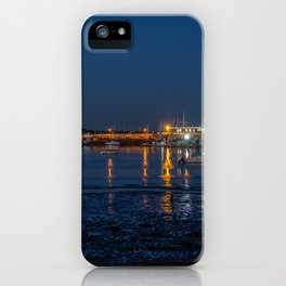 The Harbour. iPhone Case