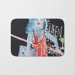 Queen of the Night Bath Mat