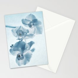 Orchid flowers Stationery Cards