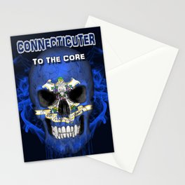 To The Core Collection: Connecticut Stationery Cards