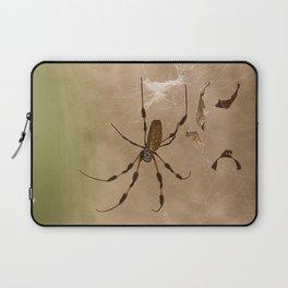 Florida banana Spider Laptop Sleeve