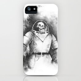 The Spooky Kook from Outer Space iPhone Case