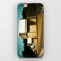 portugal iPhone & iPod Skins featuring Portugal Bridge by Mauricio Santana