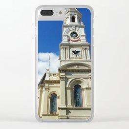 Fremantle Town Hall//  Perth WA Australia Clear iPhone Case