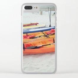 Ocean Kayaks Clear iPhone Case