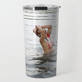 Swimming Season Travel Mug