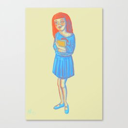 The Weasley Sister Canvas Print