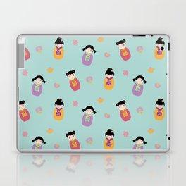 Kawaii Dolls Laptop & iPad Skin