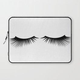 Eyelashes Laptop Sleeve