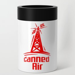 Show Logo Red Can Cooler