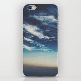 Sea of Clouds iPhone Skin