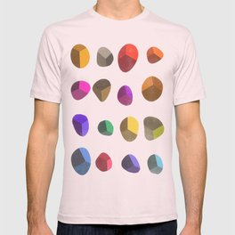 Painted Pebbles 2 T-shirt
