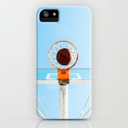 bball iPhone Case