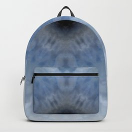 Blue Cloud Mandala Backpack