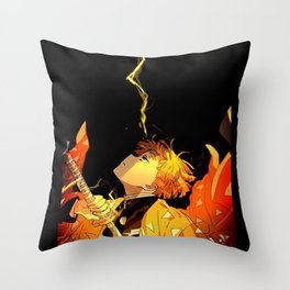 Zenitsu Throw Pillow