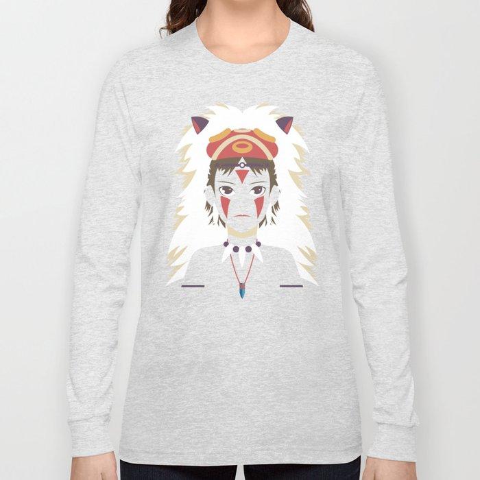 The Spirit Princess Long Sleeve T-shirt