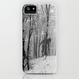 Lonely... iPhone Case