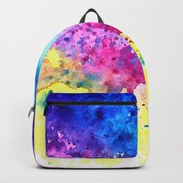 Splatter Backpack