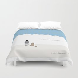 Something Duvet Cover