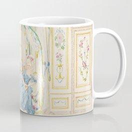 Marie Antoinette Petite Maison Coffee Mug