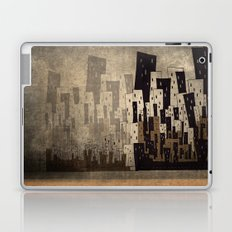 Busy City Where I came from Laptop & iPad Skin