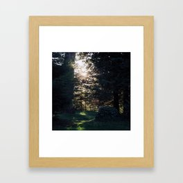 My Sanctuary.... Framed Art Print