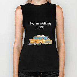 Release the inner New Yorker in you! Biker Tank