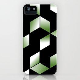 Elegant Origami Geometric Effect Design iPhone Case