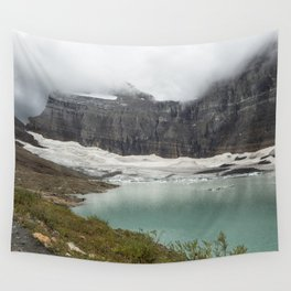 Grinnell Glacier - Expiration Date 2030 Wall Tapestry