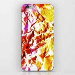 Wrinkled Dreams iPhone Skin