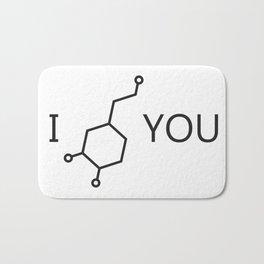 I Love You (Dopamine) Bath Mat