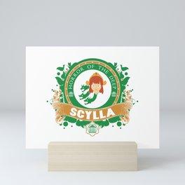 SCYLLA - LIMITED EDITION Mini Art Print