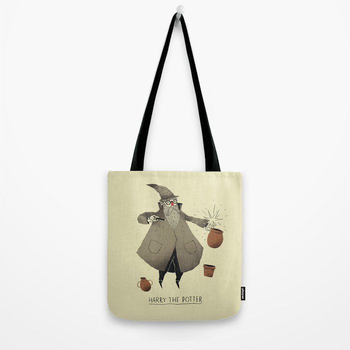 the potter. Tote Bag