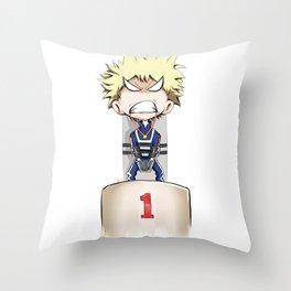 1st Place Winner! Throw Pillow