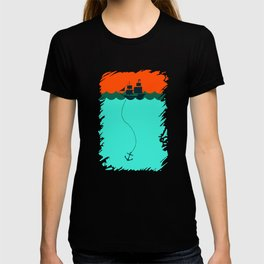 Ship Trapped T-shirt