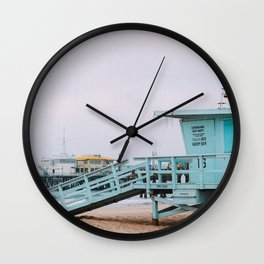Lifeguard Off Duty Wall Clock