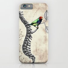 Chloebia Gouldiae Slim Case iPhone 6s