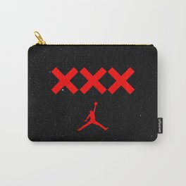 Jumpman Space Red Carry-All Pouch