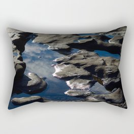 Wind and Water Rectangular Pillow