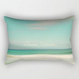 Ocean Dream IV Rectangular Pillow