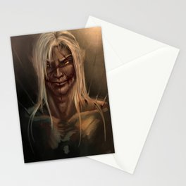 Cairaha Spirit of Death Stationery Cards