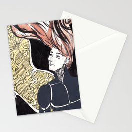 HUMAN Stationery Cards