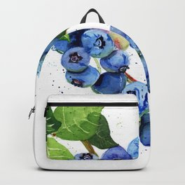 Blueberry Branch Backpack
