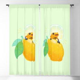 Golden poison lemon sherbet 1 Blackout Curtain