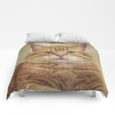 Cattitude Is Everything. Comforters