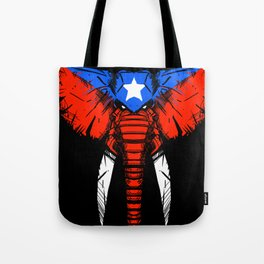 PR Stands Strong Tote Bag