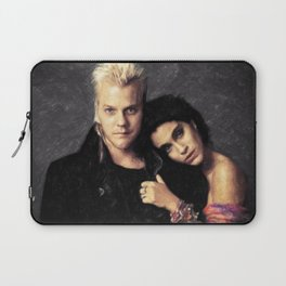 David and Star Laptop Sleeve