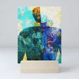 Malevich 2 Mini Art Print