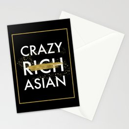 Crazy (Rich) Asian Stationery Cards